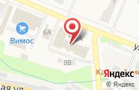 Схема проезда до компании ЖилКом в Кировске