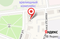 Схема проезда до компании Стройторгсервис в Кировске