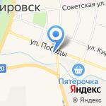 ВаГа на карте Санкт-Петербурга