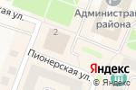 Схема проезда до компании Тюльпан в Кировске