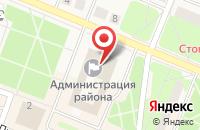 Схема проезда до компании Строймонтаж-Лес в Кировске