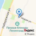Совет ветеранов (пенсионеров на карте Санкт-Петербурга