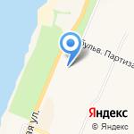 Труд на карте Санкт-Петербурга
