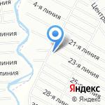 Арт-свет на карте Санкт-Петербурга