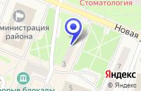 Схема проезда до компании МЕБЕЛЬНАЯ ФИРМА СТЕЛЛА в Кировске