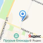 Центр трансфера технологий Ленинградской области на карте Санкт-Петербурга