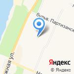 Петербургская сбытовая компания на карте Санкт-Петербурга