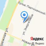 Детский сад №36 комбинированного вида на карте Санкт-Петербурга