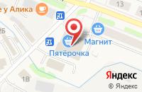 Схема проезда до компании Status в Кировске