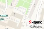 Схема проезда до компании Кировское БТИ в Кировске