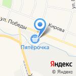 Магазин рыбы на карте Санкт-Петербурга