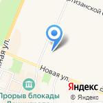Детский сад №34 комбинированного вида на карте Санкт-Петербурга