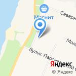 Ладога инфо на карте Санкт-Петербурга