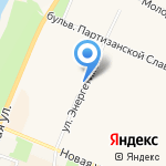 Айбер СКАЗКА на карте Санкт-Петербурга