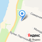 Окошкин Дом на карте Санкт-Петербурга