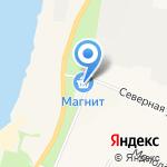 Raspberry на карте Санкт-Петербурга