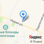 Нотариус Макарова Т.В. на карте Санкт-Петербурга