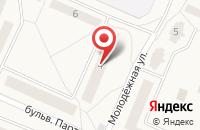 Схема проезда до компании Импульс в Кировске