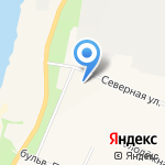Мгинская детская художественная школа на карте Санкт-Петербурга