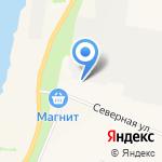 Эдэм на карте Санкт-Петербурга