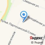 Магазин парфюмерии на карте Санкт-Петербурга