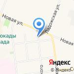 Адвокатский кабинет Диверт С.В. на карте Санкт-Петербурга