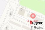 Схема проезда до компании ДИКСИ в Кировске