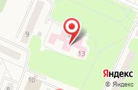 Схема проезда до компании Детская поликлиника в Кировске
