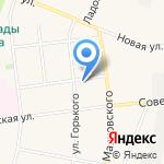 Гея на карте Санкт-Петербурга