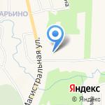 Кировский центр занятости населения на карте Санкт-Петербурга