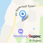 Эко Пласт на карте Санкт-Петербурга