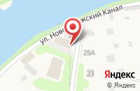 Схема проезда до компании Аварийно-спасательная служба Ленинградской области в Шлиссельбурге