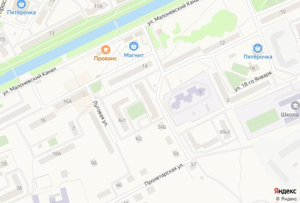 ЖК Шлиссельбург, Луговая ул. 4 к.2