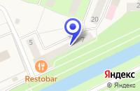 Схема проезда до компании ПРОДУКТОВЫЙ МАГАЗИН АНТЕЙ в Шлиссельбурге