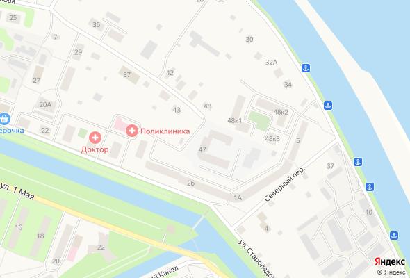 жилой комплекс Ладожский бриз