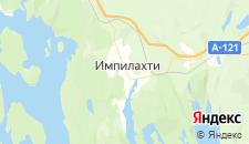 Отели города Импилахти на карте