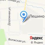 Агротрейд на карте Великого Новгорода