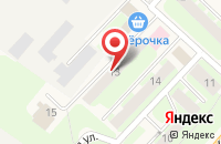 Схема проезда до компании Поликлиника в Панковке