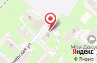 Схема проезда до компании Вече в Панковке