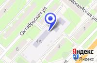 Схема проезда до компании МДОУ ДЕТСКИЙ САД № 19 в Панковке