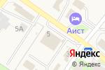 Схема проезда до компании Магнит в Григорово