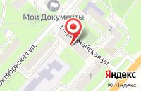 Схема проезда до компании Служба эвакуации в Панковке
