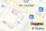 Схема проезда до компании Градусы в Григорово