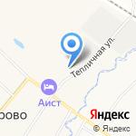 Новпласт на карте Великого Новгорода