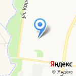 Крошка Енот на карте Великого Новгорода