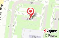 Схема проезда до компании Модуль в Великом Новгороде