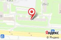 Схема проезда до компании Инта - Т в Великом Новгороде