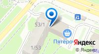 Компания МирОкон+ на карте