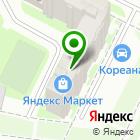 Местоположение компании НОВГОРОДСКАЯ ПРОЕКТНО-СТРОИТЕЛЬНАЯ КОМПАНИЯ