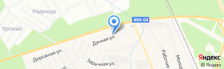 РВВ-Такт на карте Сырково